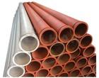 """ST 52 STEEL BETON TUBES (PIPES) FOR CONCRETE PUMPS DN 3"""" / 4"""" / 5"""" / 5.5"""" - L: 1.10MT / 1.20MT / 3MT"""