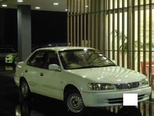 Toyota Corolla SE saloon Riviere AE114 2000 Used Car