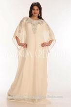 Venta al por mayor más reciente Dubai moda para la ropa islámica Kaftan