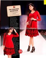 Designer contemporary Indo western Dresses