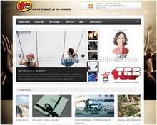 Hochwertige, Benutzer friendly eigene Homepage-Baukasten indien