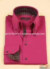 New fashion design 100% cotton men dress shirt