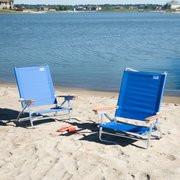beach sun bed -Cheap Aluminum folding beach sun bed wheeled