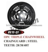 Bicycle Crank & Chainwheel