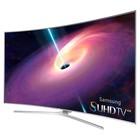 "4K SUHD JS9500 Series Curved Smart TV - 65"" Class (64.5"" Diagonal) UN65JS9500FXZA"