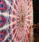 white mandala tapestry twin tapestry hippie throw bohemian tapestry indian mandala