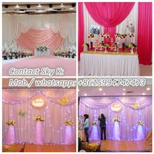 red white black wedding decorations, backdrop wedding/photo studio backgrounds