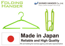 High quality and Reliable alibaba india online shopping Folding Hanger for domestic use