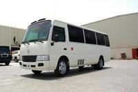 B6 Armored Toyota Coaster Bus