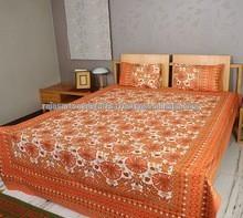 Bed sheet Wholesale Royal Bed sheet Printed Cotton Bed.