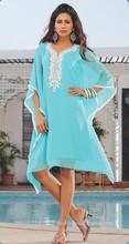 Sexy Short Kaftan Dress Plus Size L XL XXL Stylish Latest desginer clothing