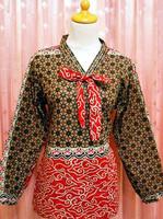 Ladies Blouse Batik