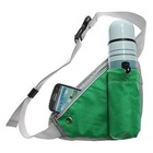 Sports running Fanny belt with a bottle carrier