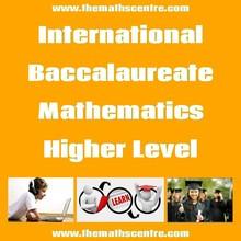 International Baccalaureate Mathematics Higher Level (IB HL)