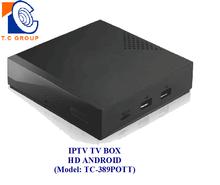 IPTV SET TOP BOX HD ANDROID (TC-389POTT)