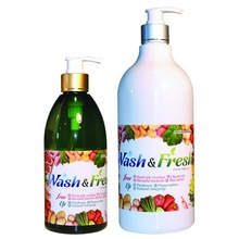 Wash & Fresh (100% Nature Made) Unique & New Health Care Products for Family, Parents, Senior, Health Conscious People