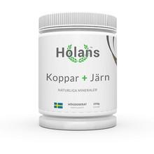 Holans Copper + Iron 250g