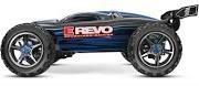 Traxxas E-Revo Brushless RTR Monster trucks
