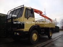 Mercedes 1017 Cargo truck