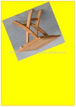 Indonesia Teak Garden Furniture square folding footstool