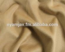 100% camel wool fabric