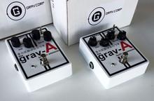 GRAV-A Distortion Overdrive Guitar Effects Pedal