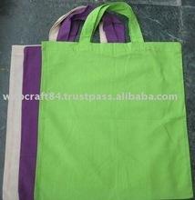 White Color Printed Non Woven Pp Tote Bag