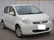 Toyota Passo X relaxation KGC30 2013 Used Car