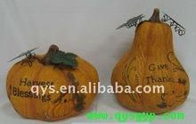 harvest decorative resin pumpkin handcrafts