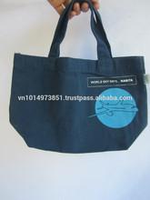 Folding Unique Design Cotton Promotion bag