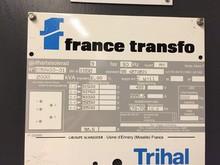 France Transfo 2000kVA 30000v-400v (30KV)