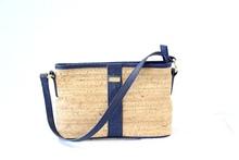 Cork Applied Hand Bag