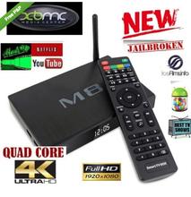 XBMC 4K media player Zoomtak M8 quad core android 4.4 tv box/dual wifi 2gb ram digital streaming tv box mini pc arabic iptv box