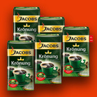 Jacobs Kronung Ground Coffee 500g ,