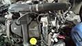تستخدم محركات الديزل التي تم تحديدها مع علبة التروس 1.5 dci