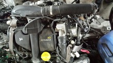 Used Diesel Engine 1.5 dCi With Gearbox SET