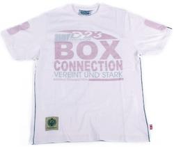 Label 23 T-Shirt Vereint - Size: XL - Color: weiss