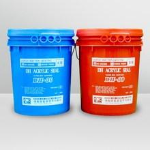 Flexible gel acrylic sealant