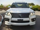 NEW CARS IN DUBAI LEXUS LX570 SPORT