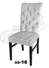 high back white elegant restaurant,wedding wood chair