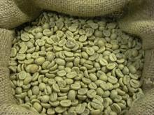 2015 crop raw arabica green coffee bean