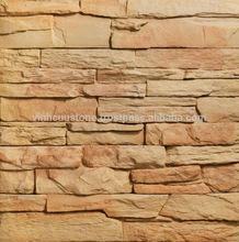 Artificial Vintage Light Concrete Ledge Stone - Vietnamese Ledge Stone