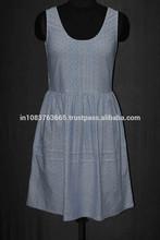 2015 Cheapest Premium Quality Casual cotton Fat Women Dresses Pictures