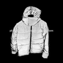 3M SCOTCHLITE jacket Coach Jacket/3M Coach Jacket/ Twill Cotton Coach Jacket