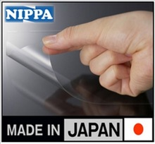 Waterproof and Easy to use high product NIPPA Screen Protector for industrial use , small lot order also available