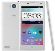 ZTE A880 FDD-LTE 5inch 1280x720 IPS Qualcomm Snapdragon 410 1.2GHz ROM:8GB RAM:1GB 8MP 2300mAh Android4.4.4 Black/Write