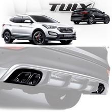 TUIX Dual Muffler Package 4WD for 2012-2015 Hyundai Santa Fe DM / ix45