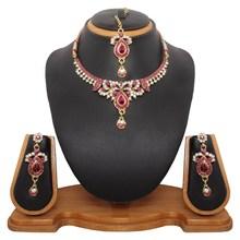 Triveni Adorn Wonderful Necklace Set 8315