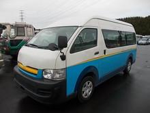 #34369 TOYOTA HIACE COMMUTER SUPER LONG DX - 2005 [VANS- PASSENGER VANS] Chassis:KDH222-0008299