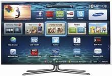 New Samsung UN75HU8550 75-Inch 4K Ultra HD 120Hz 3D Smart LED HDTV Curved TV NEW